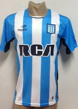 NEW!!! 2016 RACING CLUB DE AVELLANEDA HOME SOCCER JERSEY ALL SIZES