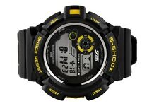 Men Multi-Function Outdoor Sports Waterproof LED Backlight Digital Watch
