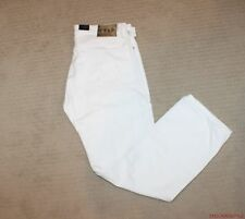 NEW Polo Ralph Lauren Classic 867 Washed White Jeans 30 31 32 33 34 35 36 38