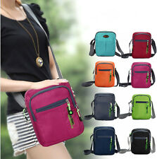 Nylon Messenger Crossbody Tote Women Lady Shoulder Bag Purse Waterproof Handbag