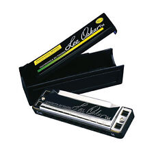 Lee Oskar Harmonic Minor Harmonica Key of A B C D E F G FLAT SHARP