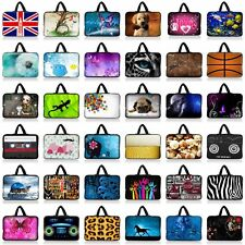 "Cute 10"" Laptop Sleeve Bag Case  Hide Handle For Apple ipad /HP Touchpad Tablet"