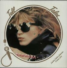 Madonna picture disc LP vinyl album record With Love - Interview UK MA-1 N/A