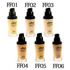 Fashion Flawless finish Foundation SPF15 face Studio fix fluid liquid Foundation