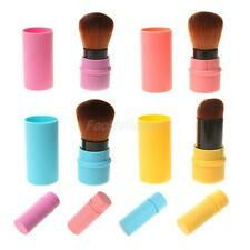 Retractable Soft Face Cheek Powder Foundation Blush Brush Cosmetic Beauty Tool