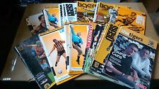 Joblot of Hull City home programmes