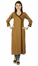 Ethnic Kurti Designer Bollywood Kurta Women Casual Top Tunic Dress