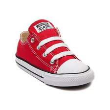 Toddler Converse Chuck Taylor All Star Lo Sneaker Red