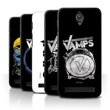 The Vamps Case/Cover for Asus Zenfone C ZC451CG /The Vamps Graffiti Band Logo