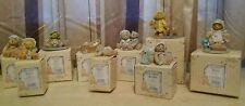 Cherished Teddies Collection job lot boxed with cerificates & unboxed