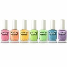 Color Club Nail Polish Poptastic Pastel Neon Collection 2015 Summer Hot Part 2