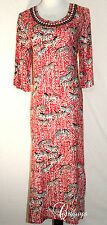 NEW Patio Casuals By Cabernet Women's Dress Raspberry Wine Size Small, Large