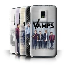 Official The Vamps Case/Cover for LG Optimus 2X/P990 /The Vamps Photoshoot