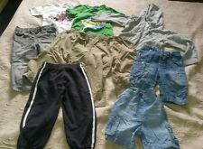 Boys clothes, 2-3 years, bundle of 12 items