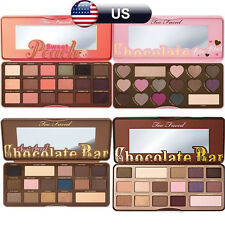 Too Faced Eyeshadow Sweet Peach Chocolate Bar Eye Shadow Palette 16-18 Colors