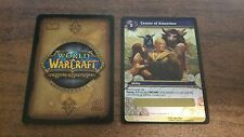 Center of Attention [Unscratched] Loot Card - World of Warcraft TCG WoW