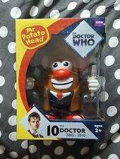 Doctor who Mr potato head the 10th doctor David Tennant Dr who bbc
