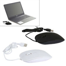 1000 DPI 3 Button Optical USB Wired Mouse For Game Laptop Computer Scroll