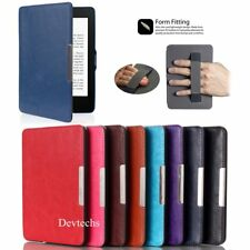 Smart Magnetic Leather Stand Slim Case Cover for Amazon Kindle Paperwhite/Kindle