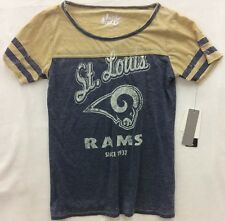NFL Womens Touch By Alyssa Milano St Louis Rams T-Shirt