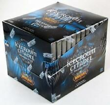 Assault on Icecrown Citadel Treasure Card 24 Pack Display WORLD OF WARCRAFT TCG