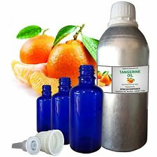 TANGERINE OIL 100%Pure Natural Essential Oil Therapeutic Undiluted 5ml to 250ml