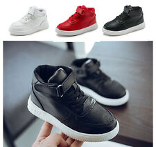 Hot Sale Girls Boys Toddler Kids Sports Sneakers Casual Shoes Size 8-2.5
