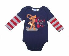 Baby Boys or Girls Tigger Bodysuit,  Size 000 and 0, Genuine, Located in NSW