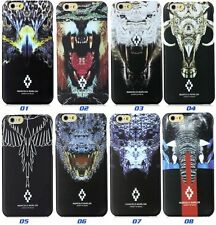 Fashion Supreme Animal Head Angel PC Hard Back Case Cover For iPhone 6 6s Plus