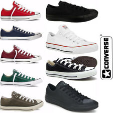 Womens Ladies Boys Girls All Star CT Converse Mens Trainers Ox Lo Shoes Sizes Uk