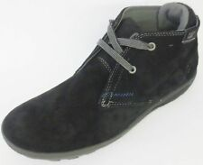 "Men's Caterpillar Crump Mid 4 1/2"" Black Lace Up Boot"