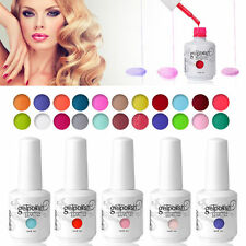 New 15ml/0.5oz 40Color Charming Glitter UV Gel Nail Art Polish Foundation Beauty