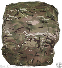 Genuine British Army Military PLCE Rucksack / Bergan MTP cover Large new or used