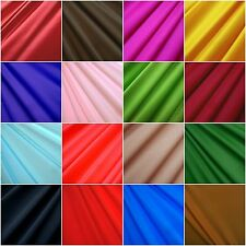 80% Nylon, 20% Spandex 4 Way Stretch Raw Material Fabric per Yard 76 Colors FREE