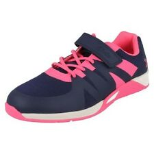 Girls Cica by Clarks Trainers 'Trace Star'