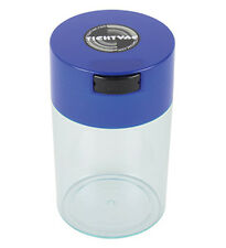 TightVac Vacuum Seal Container 0.57 Litre - Best Air Tight Herb Storage Acrylic