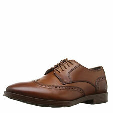 Cole Haan Jay Grand British Tan Men's Wingtip Oxford Leather C23775