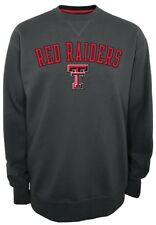 "Texas Tech Red Raiders NCAA Champion ""Safety"" Men's Pullover Crew Sweatshirt"