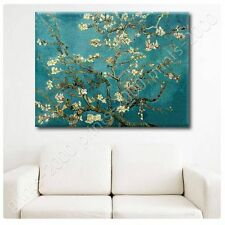 POSTER or STICKER +GIFT Decals Vinyl Almond Blossom Vincent Van Gogh Wall Art