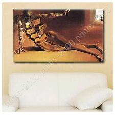 POSTER or STICKER +GIFT Decals Vinyl Anthropomorphic Cabinet Salvador Dali