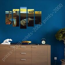 POSTER or STICKER +GIFT Decals Vinyl The Persistence Of Memory Clock Salvador