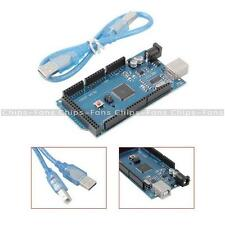 Mega 2560 R3 REV3 ATmega2560-16AU Board Free USB Cable Compatible For Arduino