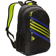 Adidas ClimaCool Quick Backpack in Black Blue Unisex Water Resistant Lightweight