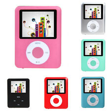 Slim 8GB MP3 1.8'' LCD Media Video Game Movie Radio FM MP4 MP3 Player Recorder