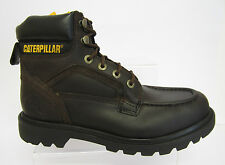 Caterpillar Transpose Mens Brown Leather Boots UK Sizes 6 x 12 (22E)