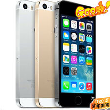 Original Apple iPhone 5S 4G LTE GSM (100% Factory Unlocked)16/32/64GB & iphone5C