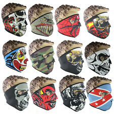Neoprene CS Winter Neck Warm Face Mask for Veil Sport Motorcycle Ski Bike Access