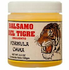 Balsamo Del Tigre Formula China Ointment 3.5oz