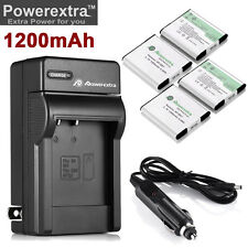 Charger + NP-BN1 Battery for Sony Cyber-shot DSC-QX100 DSC-T110 DSC-W620 DSC-WX9