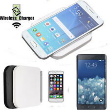 QI Wireless Power Fast Charger Charging Pad Mat For Moto / iPhone/ Samsung / LG